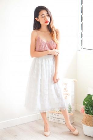 Angel's Land Layered Skirt