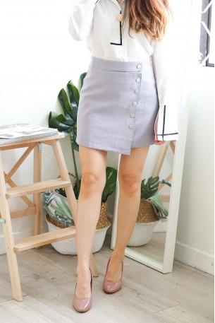 (BACKORDER) Pretty Sane Light Blue Skirt