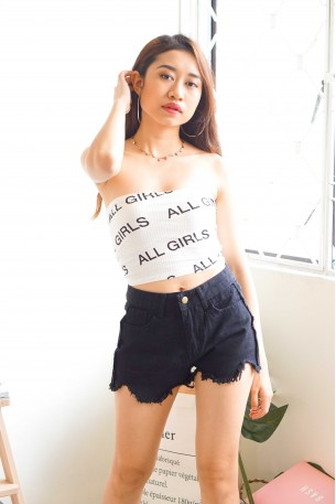 All Girls Tube Top