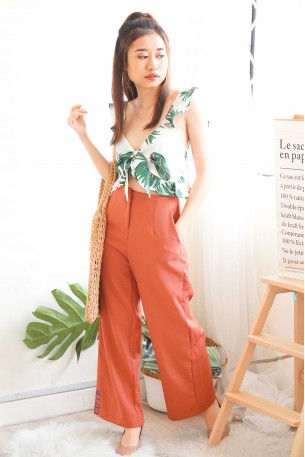 Cute-pid's Call Pink Culottes