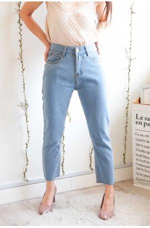 Basic High Waisted Jeans