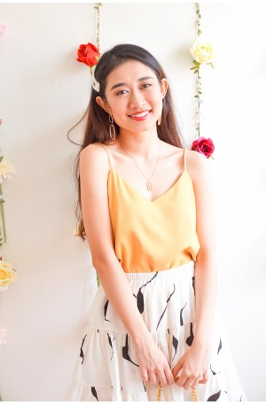(BACKORDER) Simple Joy Camisole in Yellow