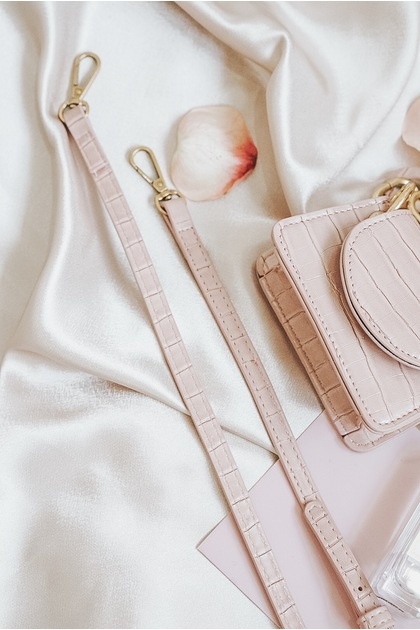 SMOL // OUI Mini Bag in Pink