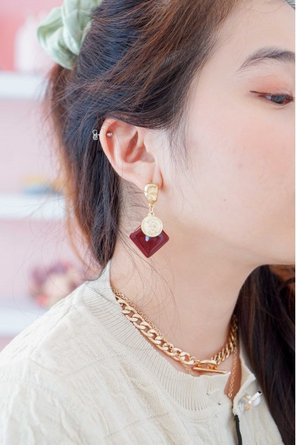 ISABELA Abstract Earrings