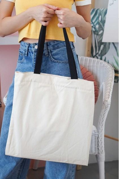 SMOL // Vour Canvas Tote Bag