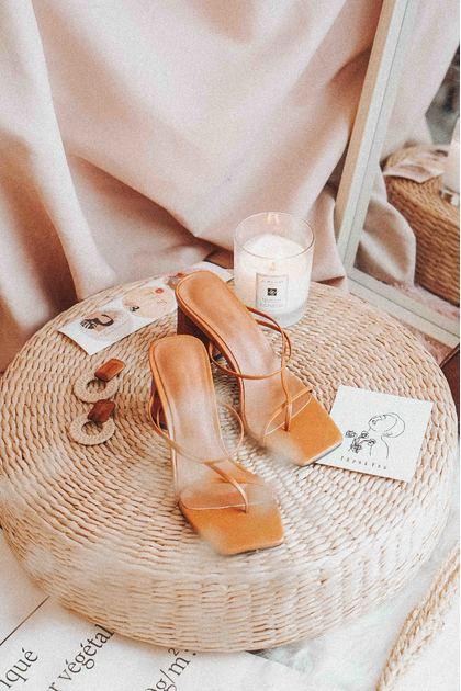 SONIA Strappy Heels