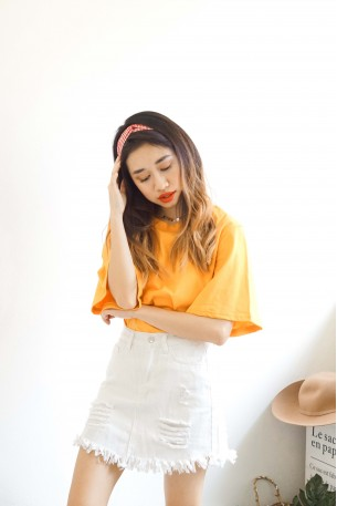 Sunset Yellow T-Shirt